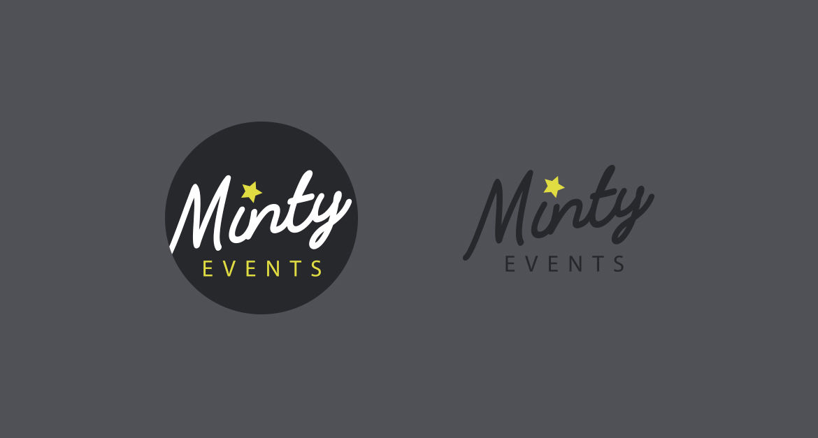 Minty Events Logo