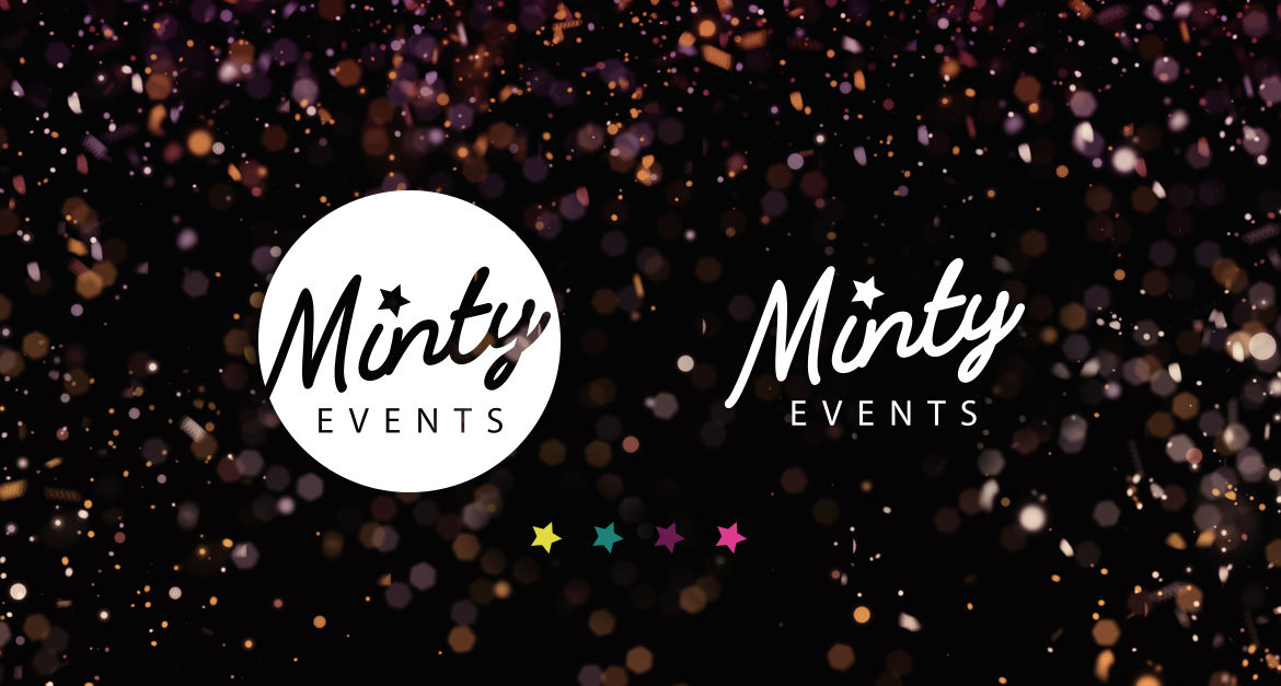 Minty Events - Logo Design